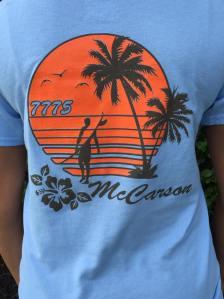 McCarson #7775 T-Shirt