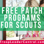 Free Patch Programs for Girl Scouts®