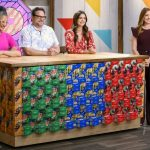 Girl Scout Cookie Championship on Food Network with Alyson Hannigan