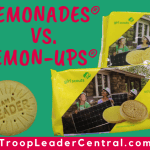 Girl Scout® Cookies – Lemonades® vs. Lemon-Ups®