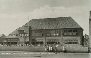 Mijn school in Dordrecht