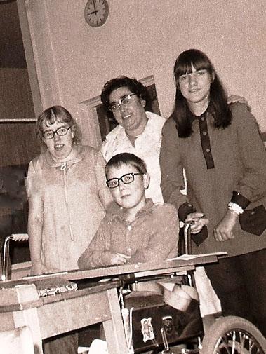 foto brugklas 1971