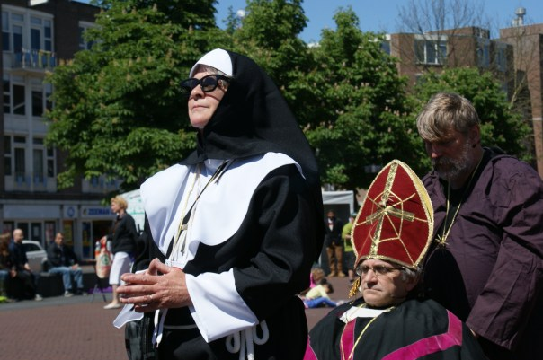 foto non en bisschop