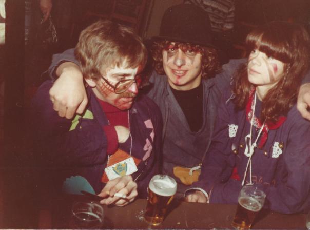 Samen met Ron en Jean