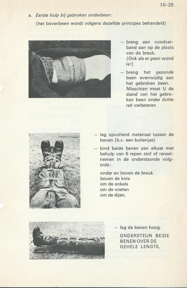 Handboek voor de soldaat 1970