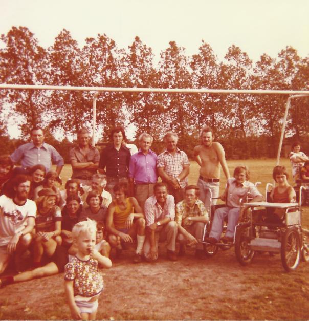Ons voetbalteam 1974