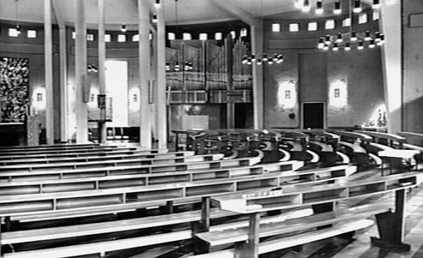 foto inrichting kapel