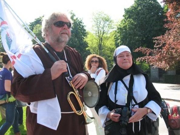 Broeder Tuck en Zuster Margaretha