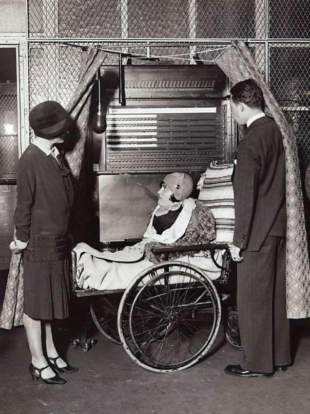 Stemmachine 1908 hoe ziet hij er uit in 2035