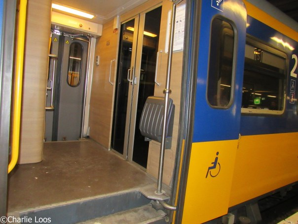 ns trein balkon 1 zitplaats