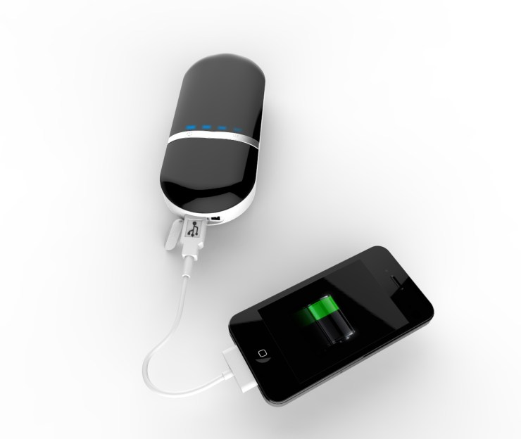 Concept4 ipod charge