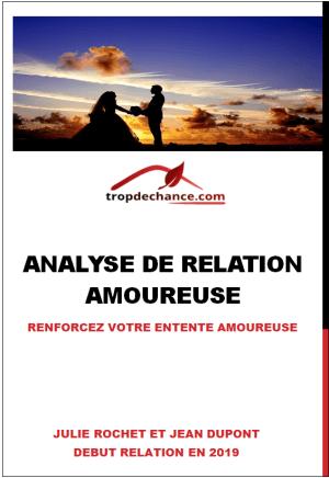 analyse de relation amoureuse