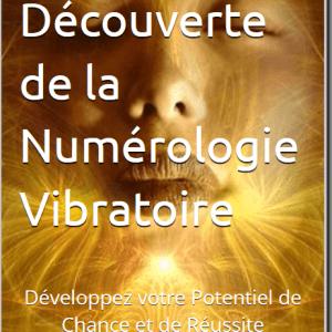 Mon livre - A la Découverte de la Numérologie Vibratoire