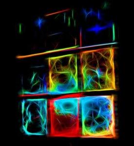 carré de lumière
