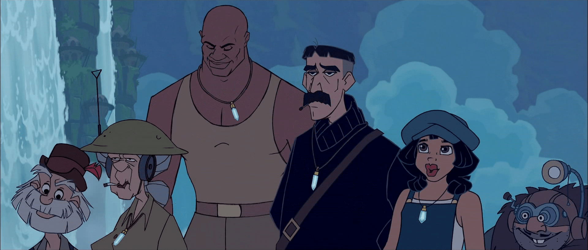 Atlantis: The Lost Empire: The Best Hand Animated Disney