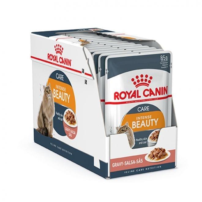 Royal Canin Intense Beauty in Gravy 12x85 g