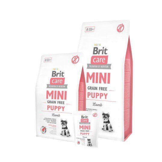 Brit care puppy mini