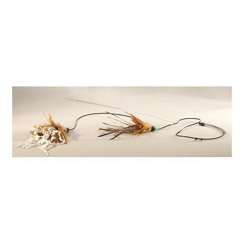 Viftepinne Purrfect Crunchy Feather 80cm