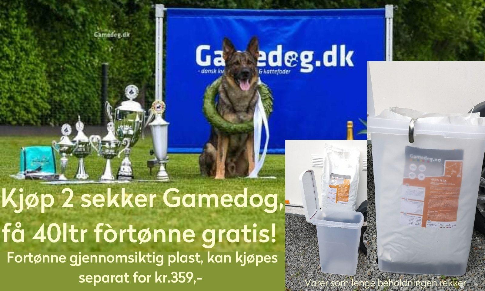 Gamedog kampanje