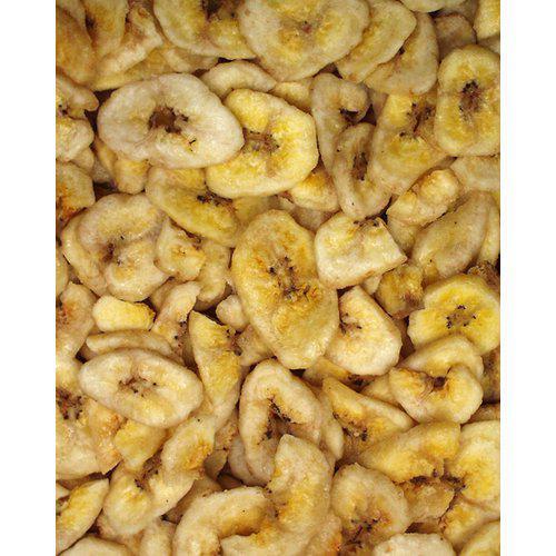 JR Farm Banan-skiver tørkede 150gr