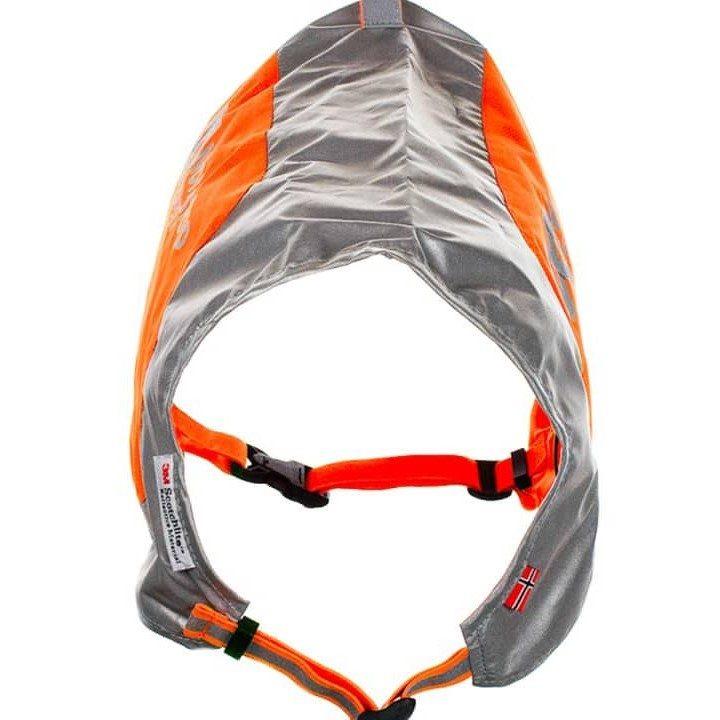 Non-Stop Dogwear Reflective Vest Refleksvest - Refleksdekken Orange