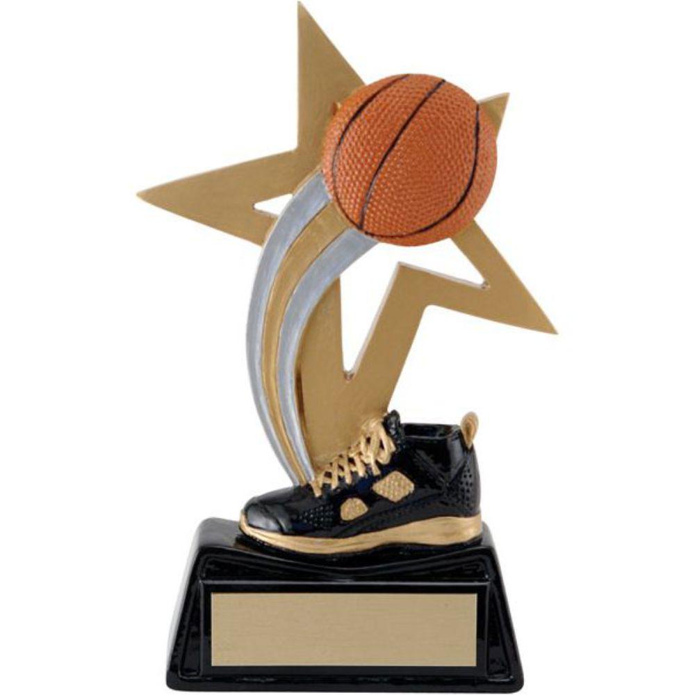TROPHES GRAVURES EXPERT Trophe Basketball BIG STAR