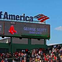 Tribute to George Scott and the 1971 Red Sox