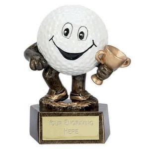 Golf Ball Trophies