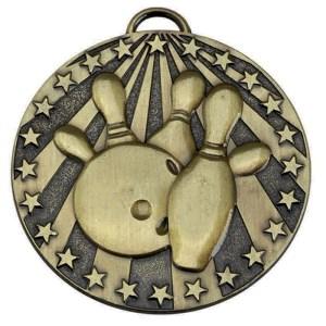 Tenpin Bowling Medals