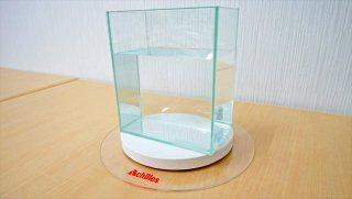 水槽の地震対策に免震装置を使おう!揺れても被害を最小限にするために!