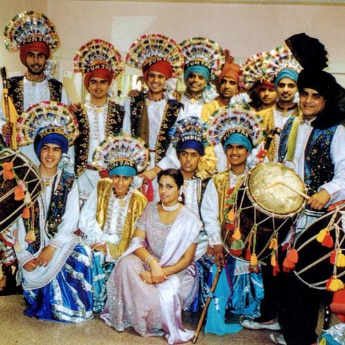 Hire Indian Bhangra Dance Entertainment