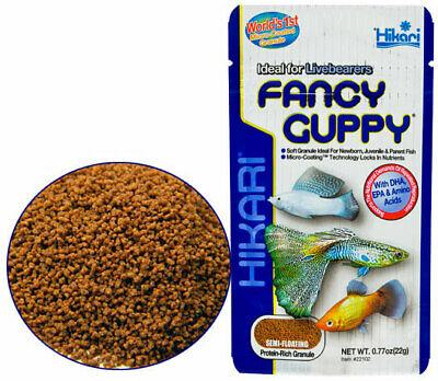 Hikari Fancy Guppy Food 22g | Tropical Aquatic Shop BD