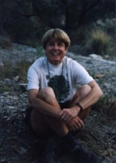 Lucinda McDade, Past-President 1995