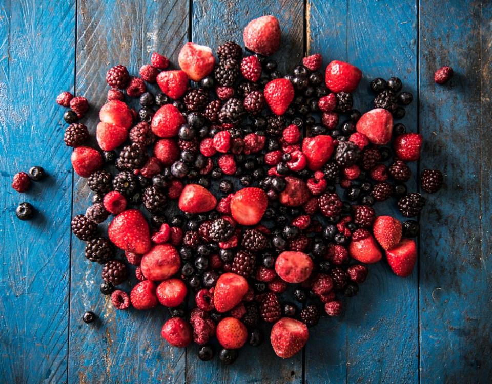 Bulk Frozen Berries