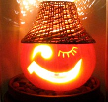 Not all jack-o-lanterns are scary