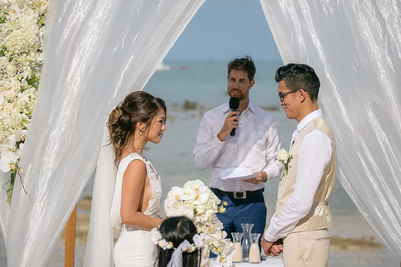 Phuket wedding celebrant