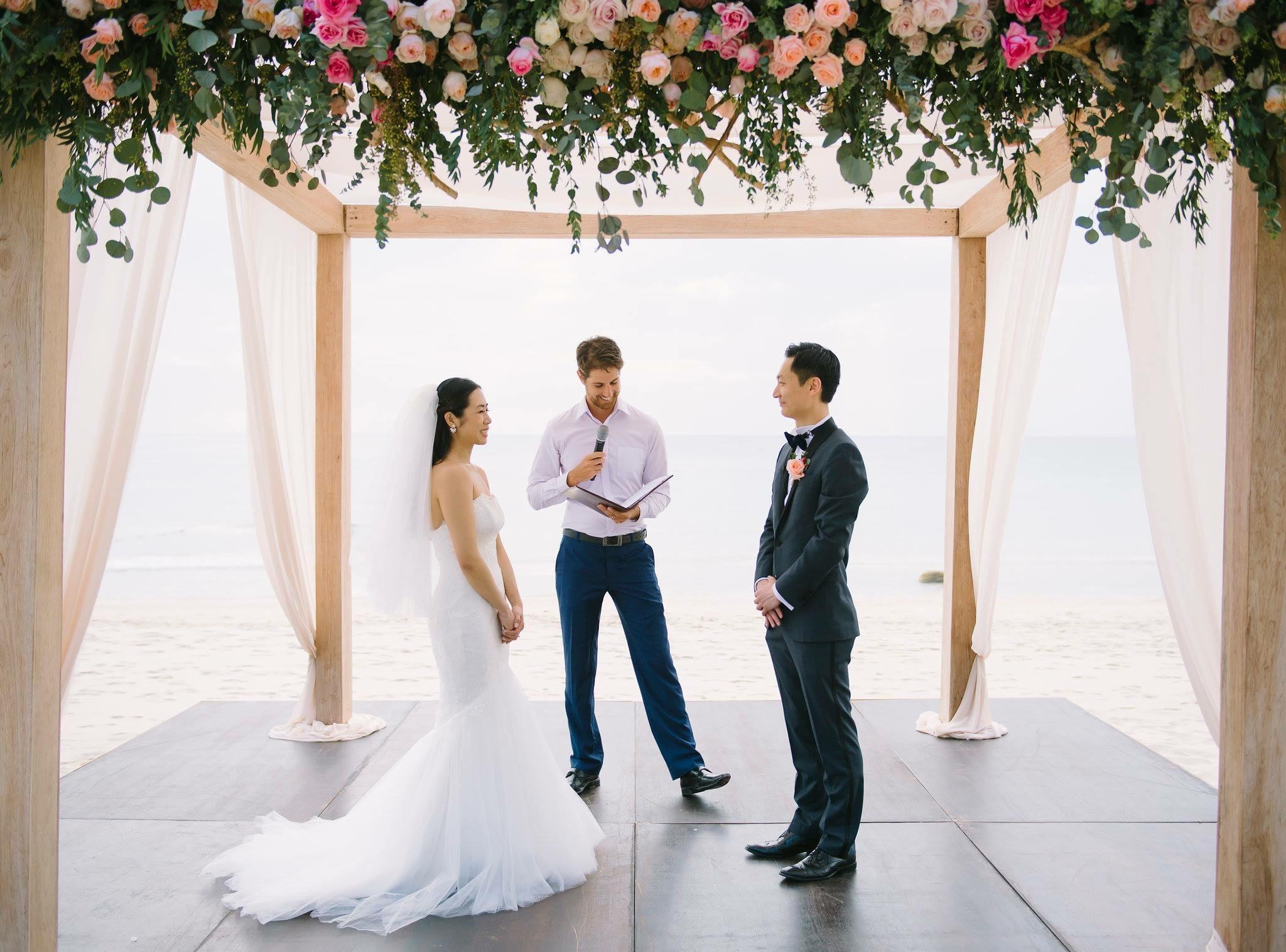 customised wedding ceremonies Phuket thailand