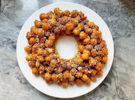honey balls