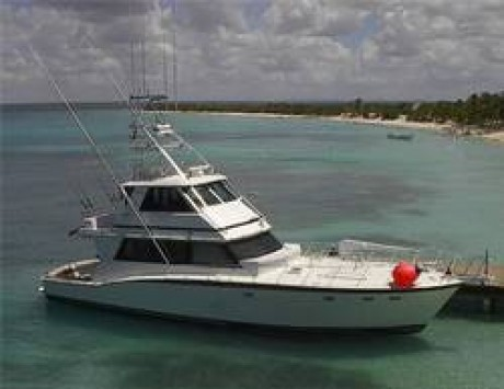 60 Foot Hatteras Sport Fishing YachtSailing Charters Miami
