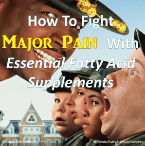 Essential Fatty Acid Supplements-Instagram