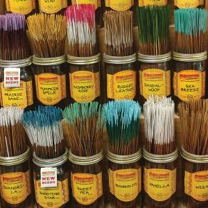 Incense with Tropical Trends Columbus Ohio