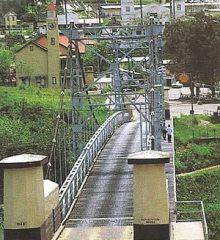 San Ignacio Town Bridge