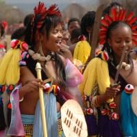African Royals: HRH Princess Sikhanyiso Dlamini of Swaziland