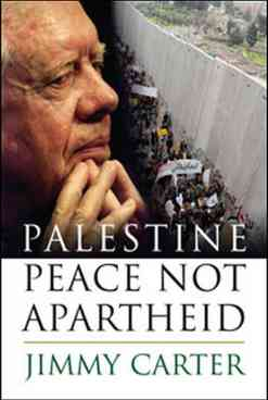 carter peace not apartheid