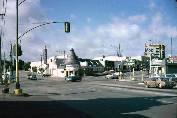 Lakewood Shopping Center, 1966