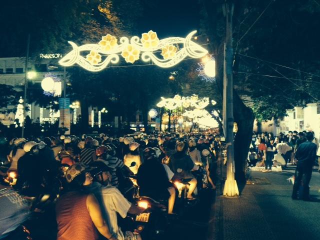 Ho Chi Minh City, December 2013