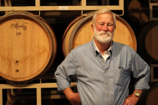 Charlie Smith of the Smith-Madrone Winery