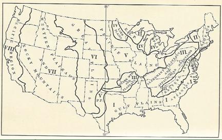 Walter Prescott Webb map