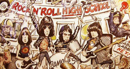 rock and roll high school ramones