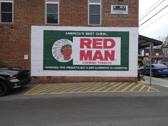 red man fannin county